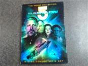 BABYLON DVD 5 DISC COLLECTORS SET